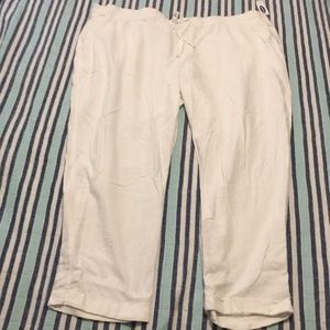 NWT loose pants